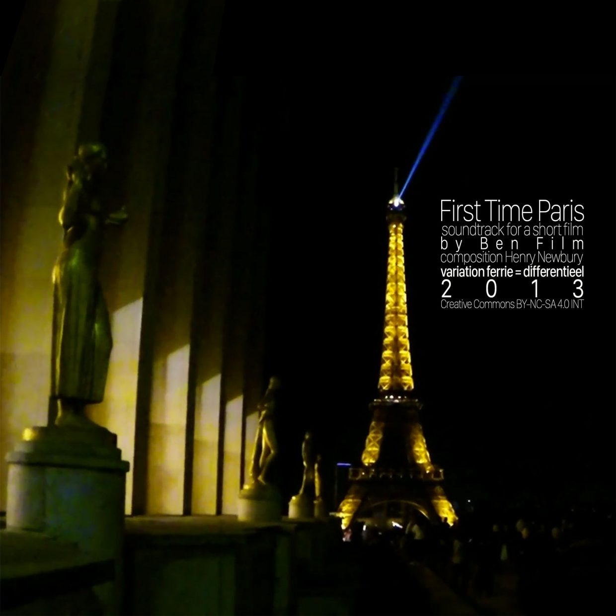 First Time Paris cover