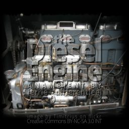 The Diesel Engine | experimentele crossover | ambient