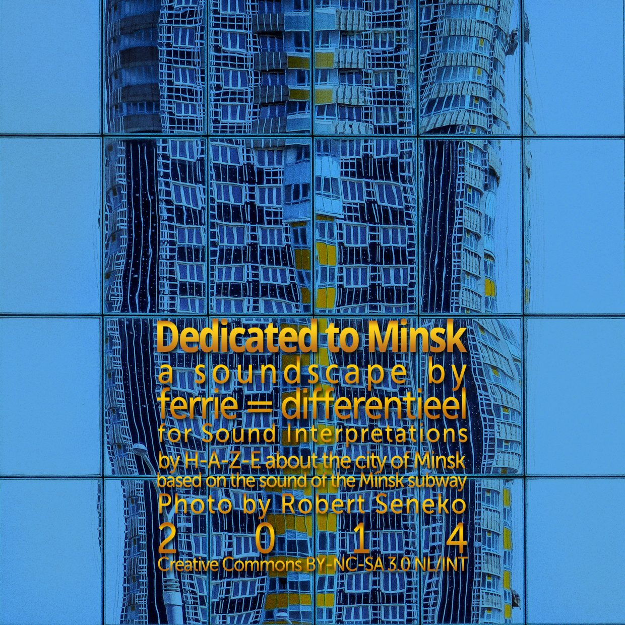 Dedicated to Minks cover