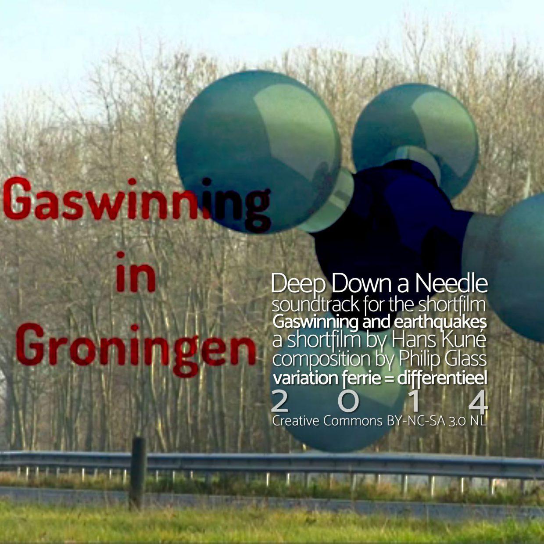 Gaswinning in Groningen cover