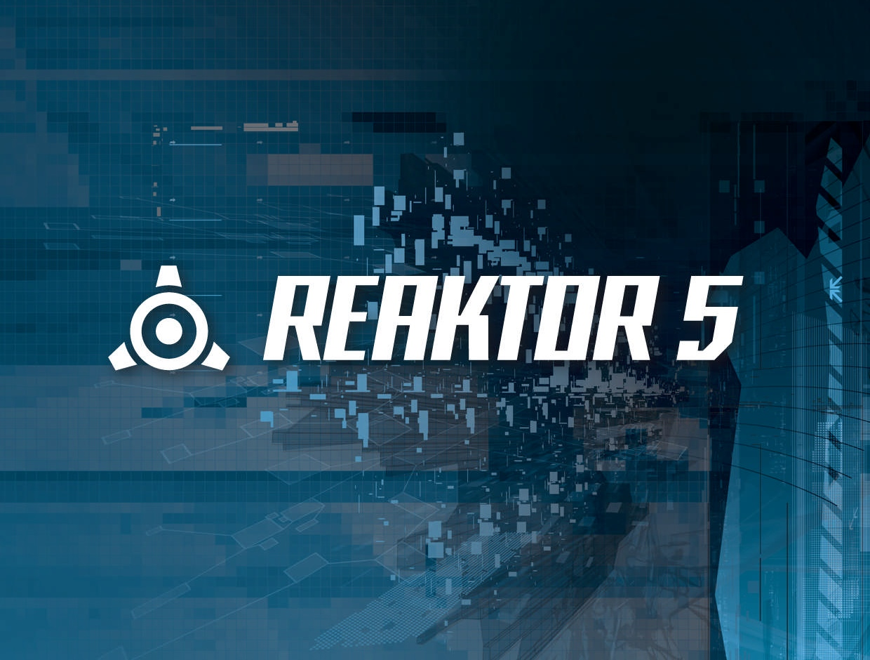 Reaktor 5 logo