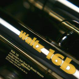 Waltz 16b <br /> kort walsje voor het plezier <br /> José Oscar De Almeida Marques