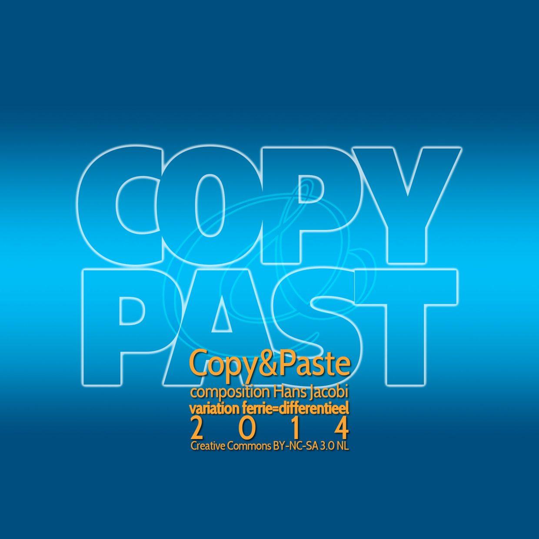 Copy Paste cover