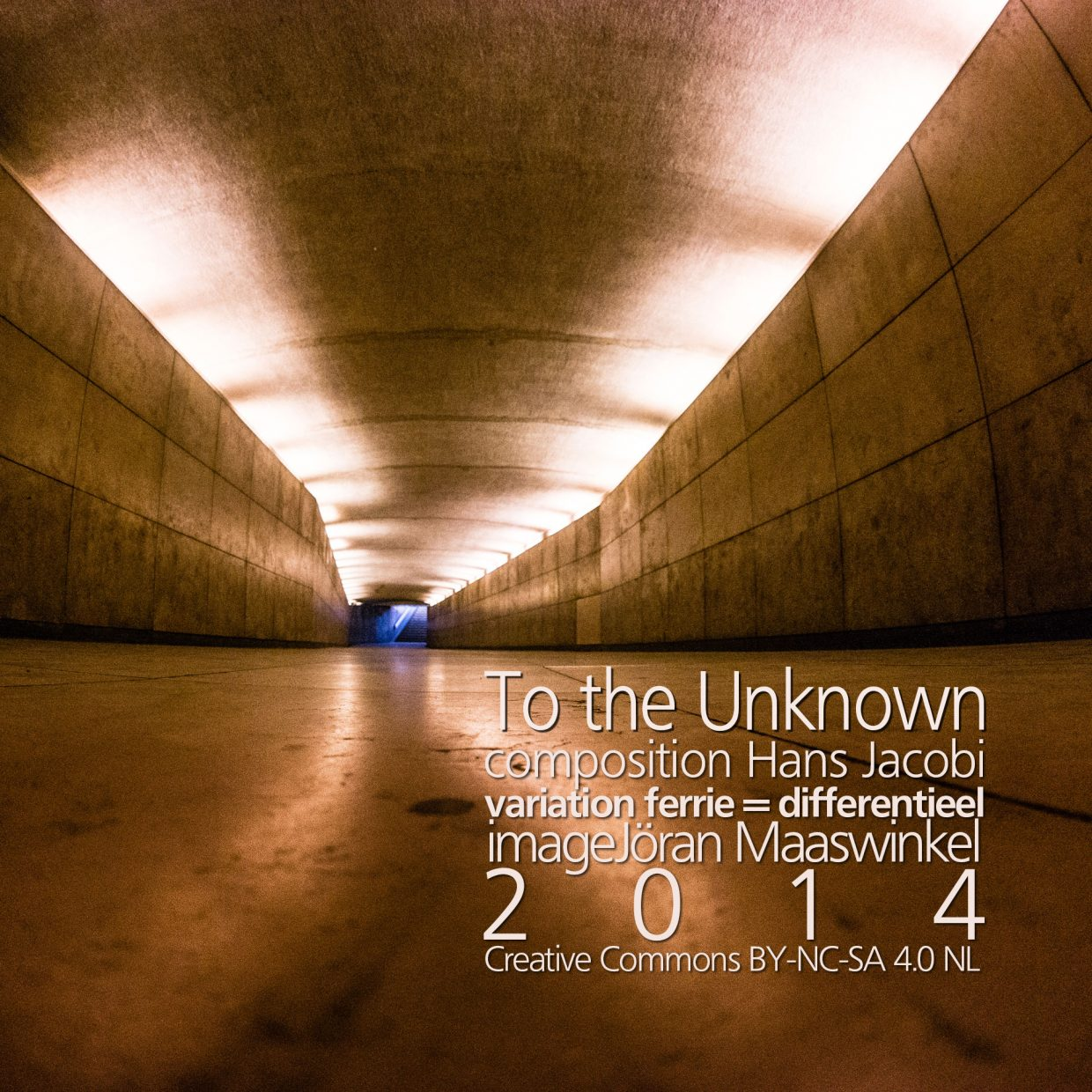 To the Unknown cover