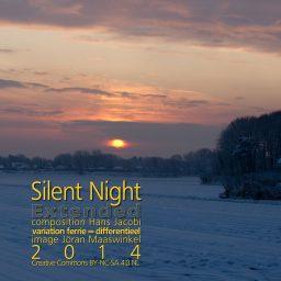 Silent Night Extended - kerstliedje maar dan anders - Hans Jacobi