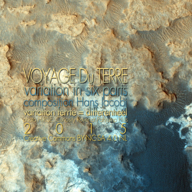 Voyage du Terre Cover