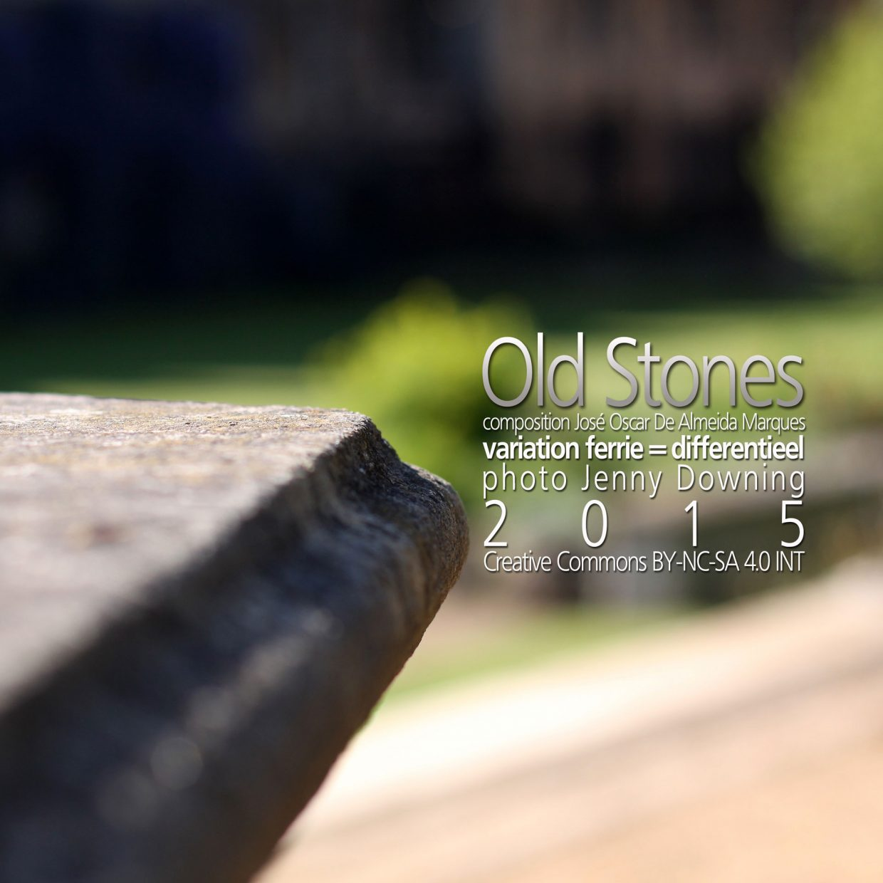 Old Stones cover