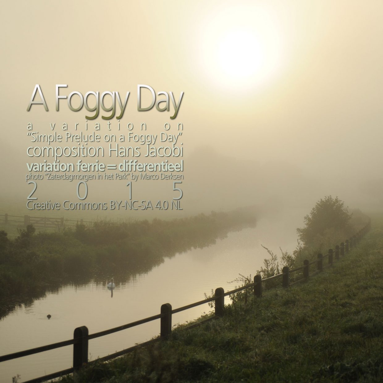 A Foggy Day cover