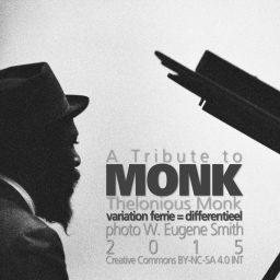 MONK <br /> a tribute to Thelonious Monk <br /> jazz