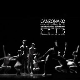 Canzona 02 <br /> een dansje <br /> Hans Jacobi