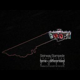 Steinway Stampede <br /> van 1 toon naar een soundscape
