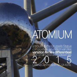 Atomium | een dagje Brussel | Jan-Willem van Ree