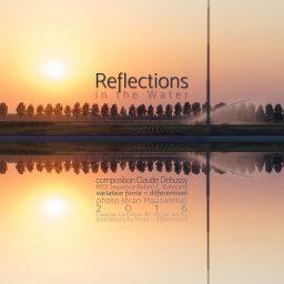 Reflections <br /> de Ondes Martenot <br /> Claude Debussy