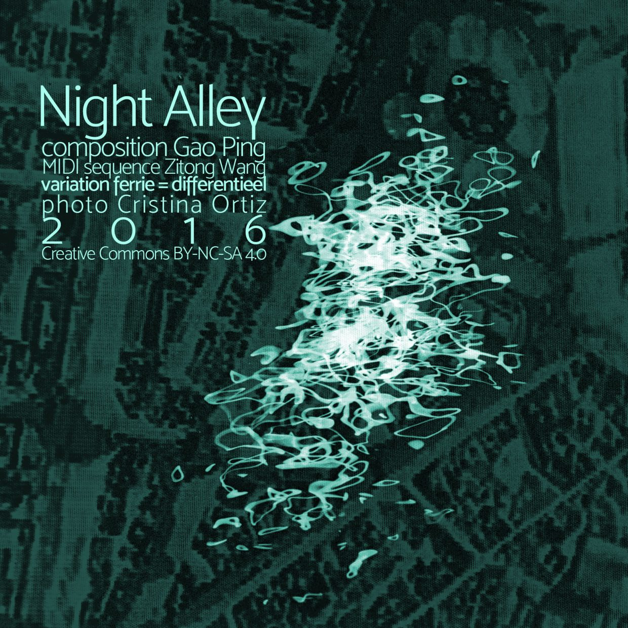 Night Alley cover