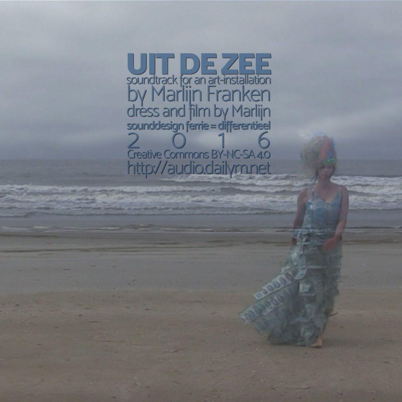 Uit De Zee cover