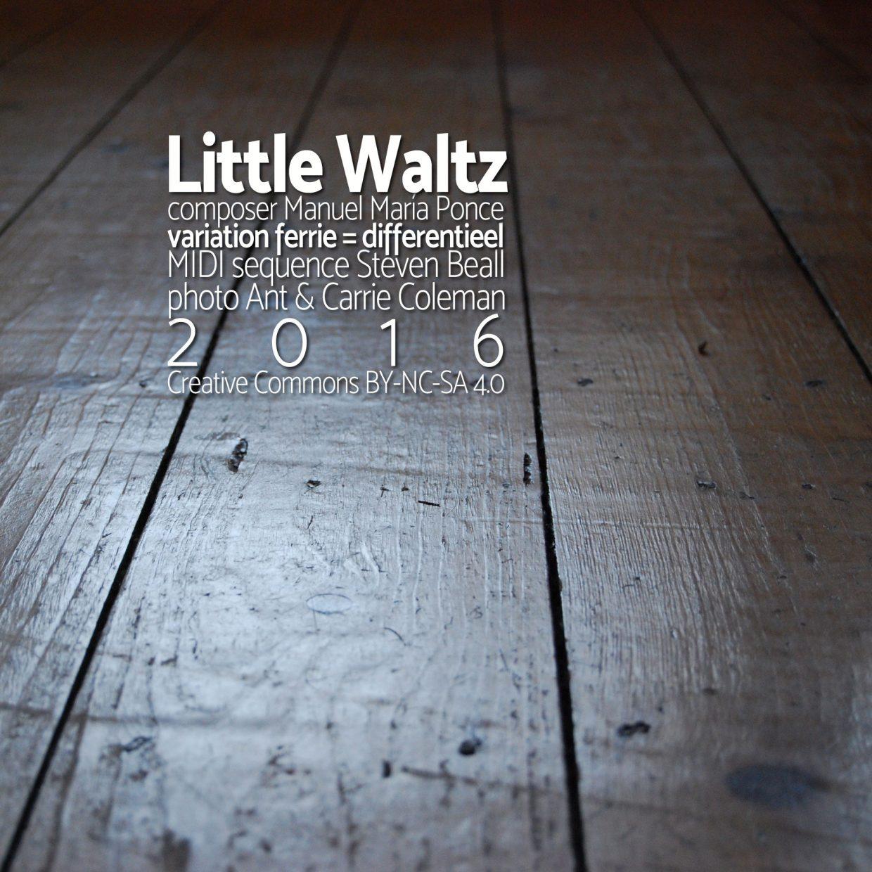 Little Waltz cover