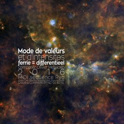 Mode de Valeurs et d'Intensites <br /> Olivier Messiaen