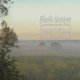 Black Horses - soundtrack voor een nieuwe film van Ben Film - Summertime Play
