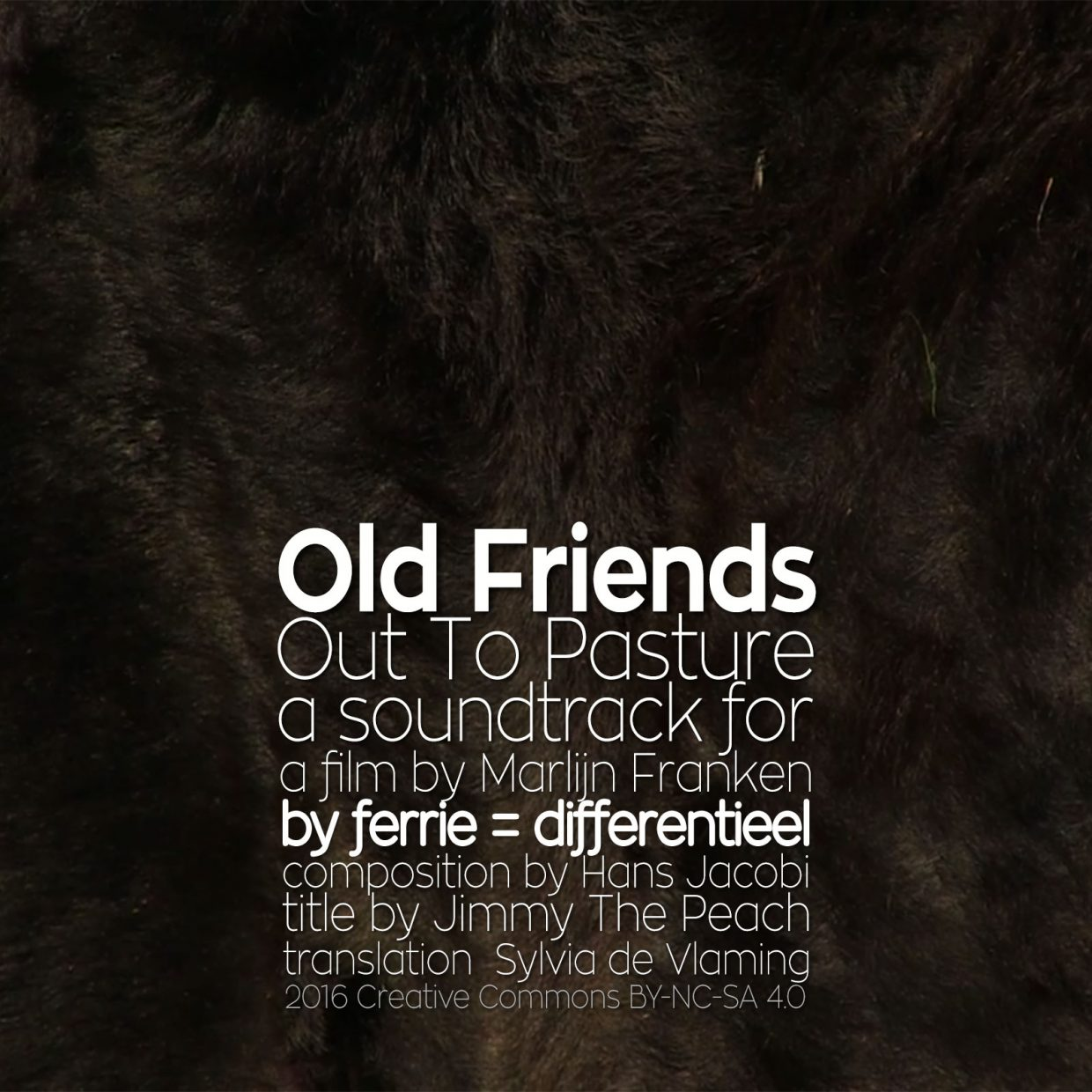 Old Friends CD Cover