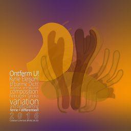 Ontferm U! <br /> klassiek thema <br /> modern klassieke uitvoering <br /> Nobuyoshi Tanaka