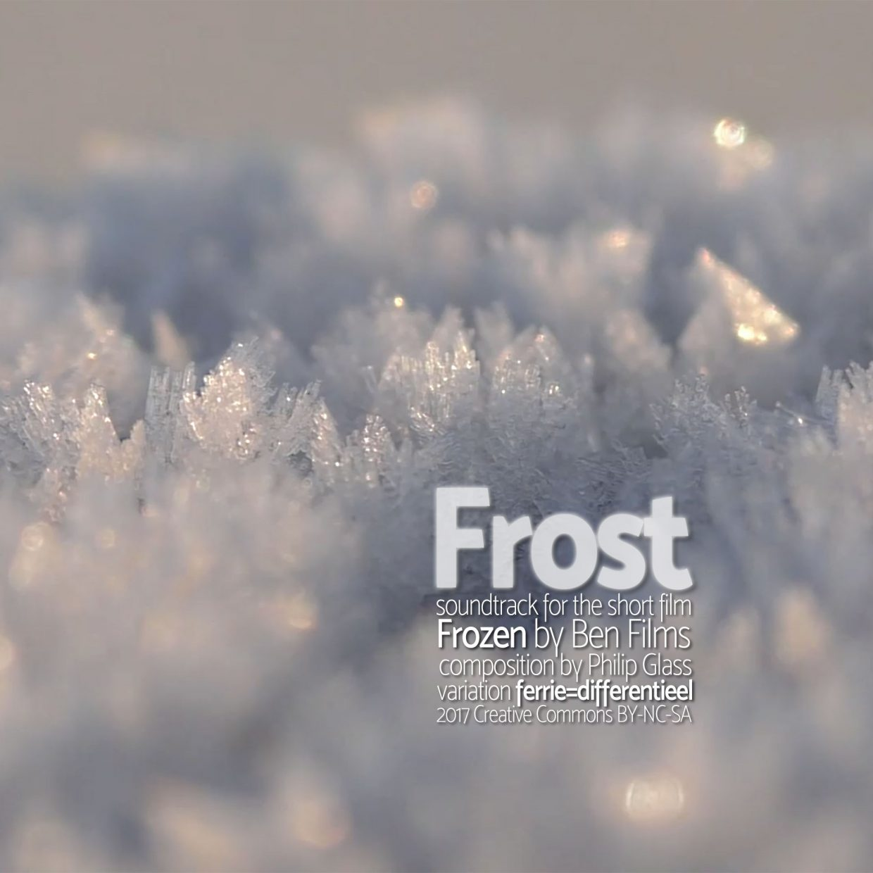 Frost Soundtrack cover