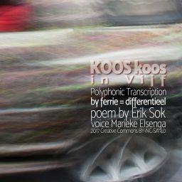 Koos koos in Vijf <br /> een Polyfonische Transcriptie <br /> van spreek-stem naar muziek