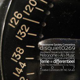 Metronome Society Concertina <br /> Disquiet0269 <br /> Jazz Interpretatie