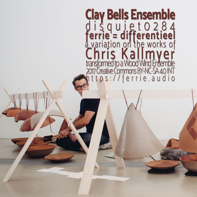 Clay Bells Ensemble disquiet0284 cover