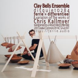 Clay Bells Ensemble <br /> disquiet0284 <br /> experimenteel klassiek