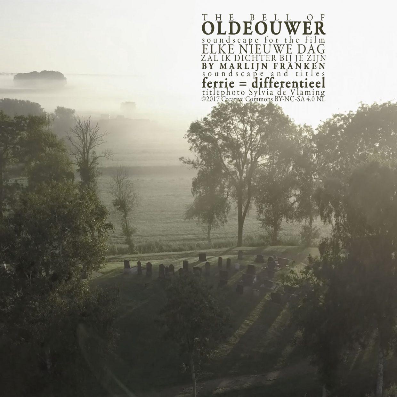 de klok van Oldeouwer cover