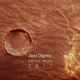 Jazz Digress <br /> een beetje afgedwaald <br /> Alessandro Simonetto