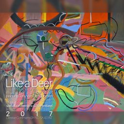 Like a Deer <br /> Caught in a Deli or Walk-in Closet <br /> Tony van den Boomen