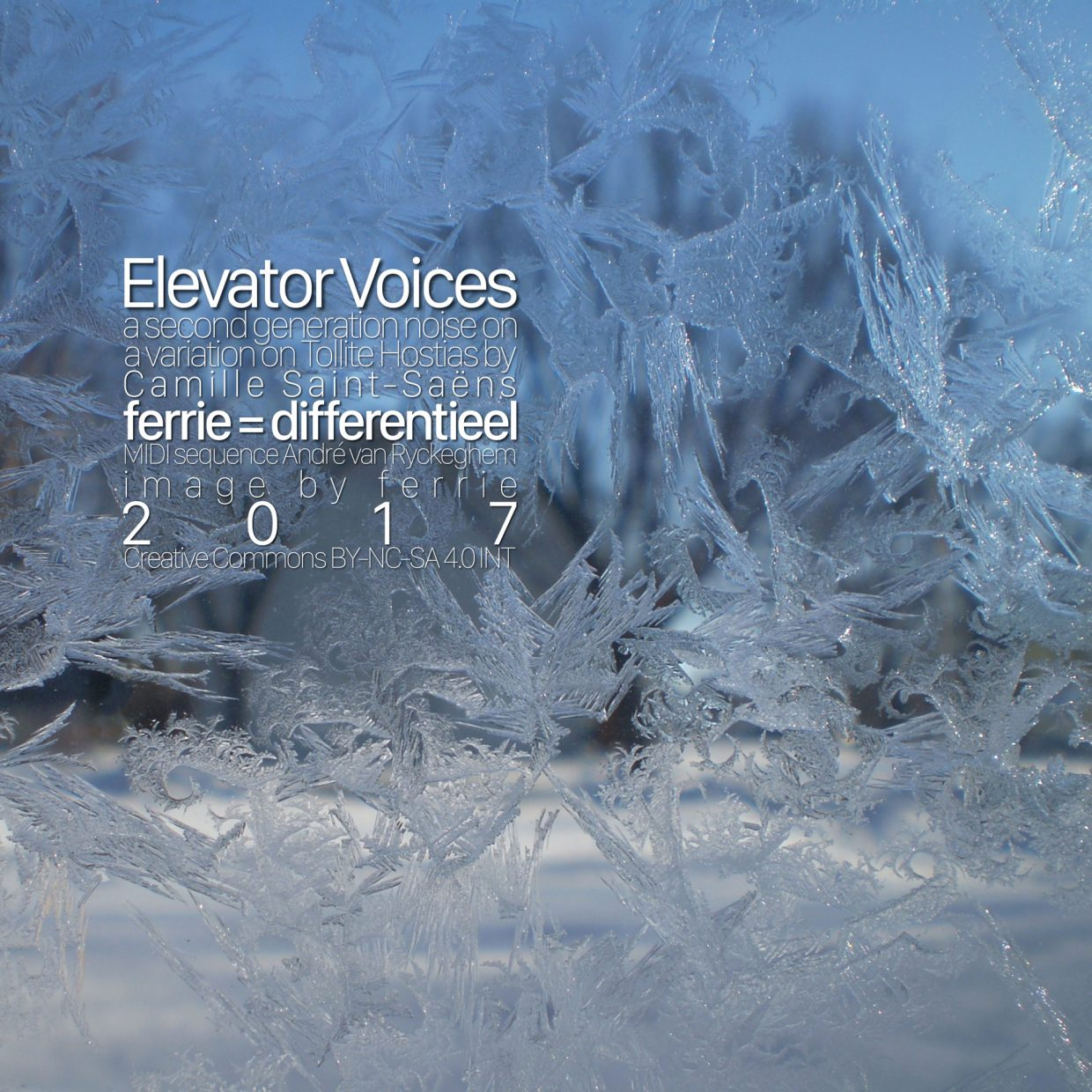 Elevator Voices cover