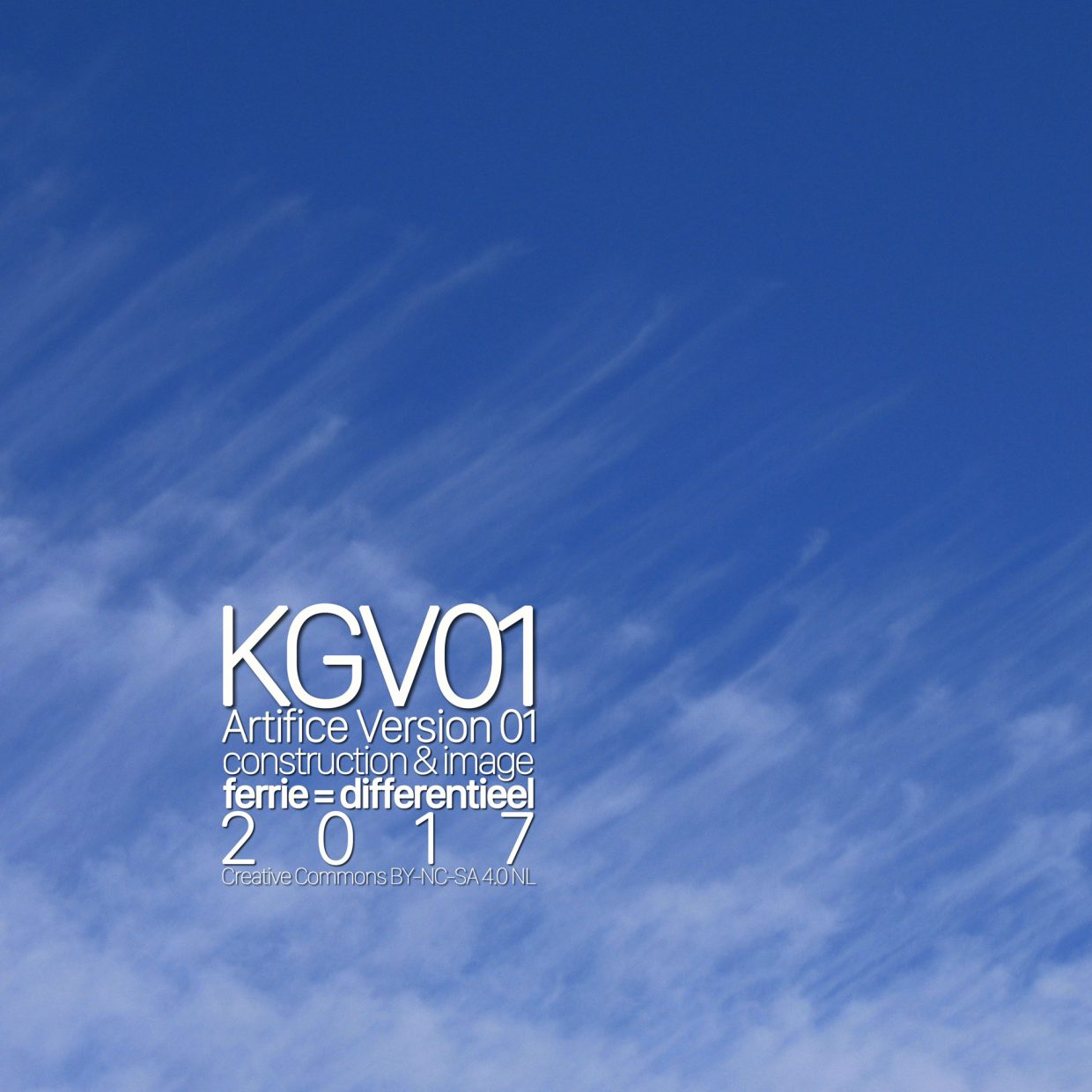 KGV01 cover