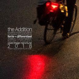 the Addition - een suite in 4 delen voor piano