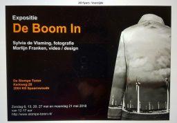 """expositie """"De Boom In"""""""