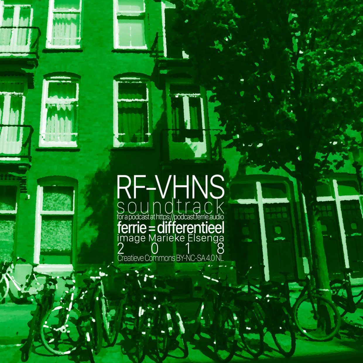 RF VHNS soundtrack cover