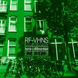 RF-VHNS | soundtrack | set van 4 delen