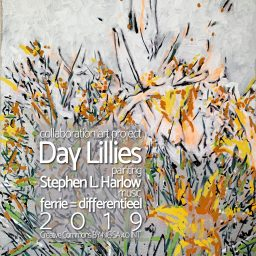 Day Lillies | kunst en muziek project | Stephen L. Harlow