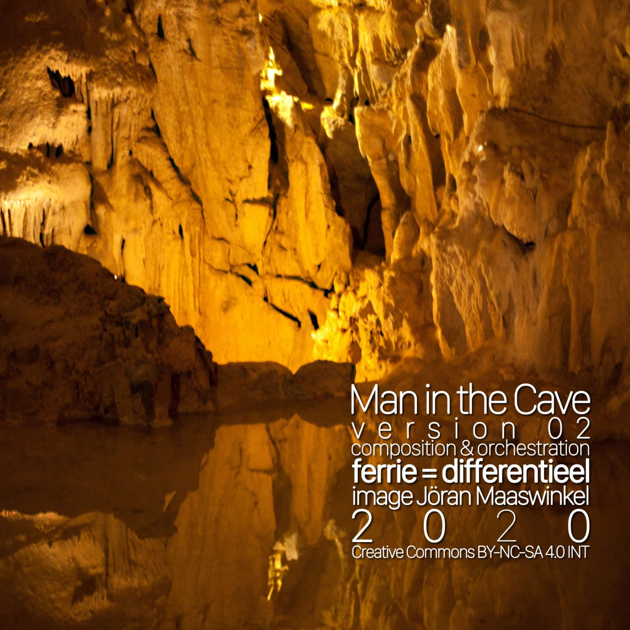 Man in the Cave V02 - cover